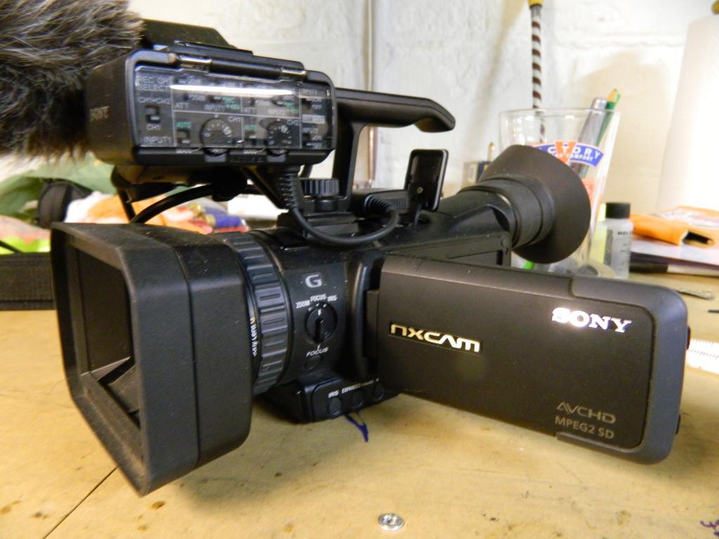 The Sony NX70U