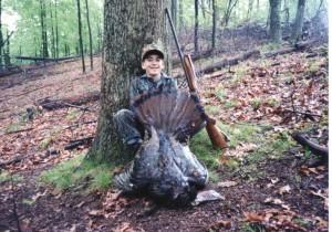 April '92.  My first Turkey.