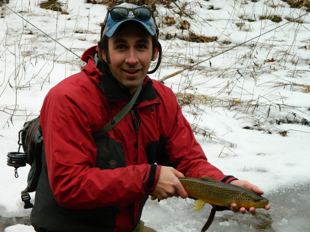 West virginia brown trout