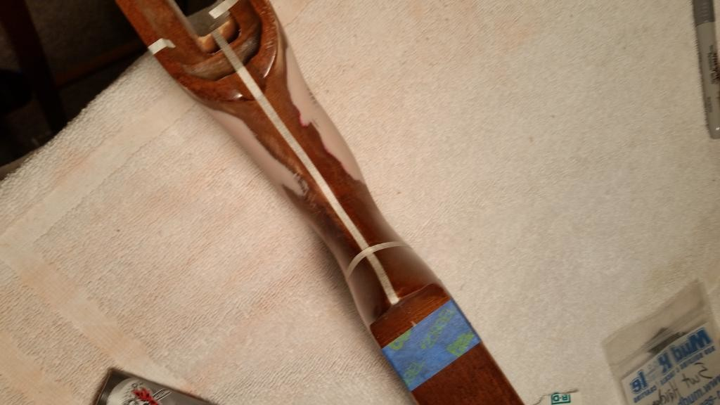 custom marauder stock